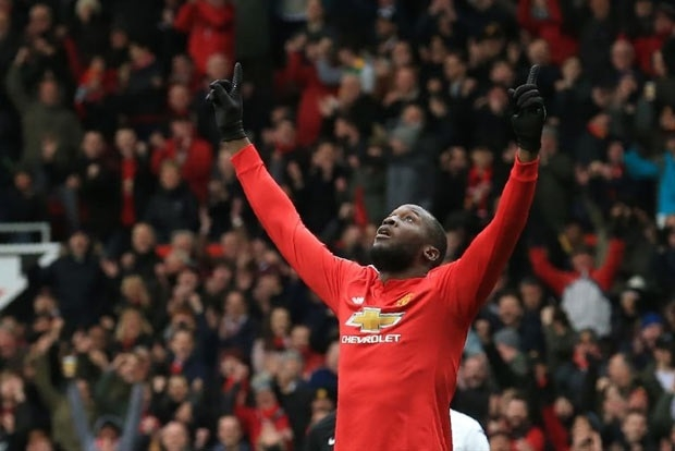Lukaku reaches century