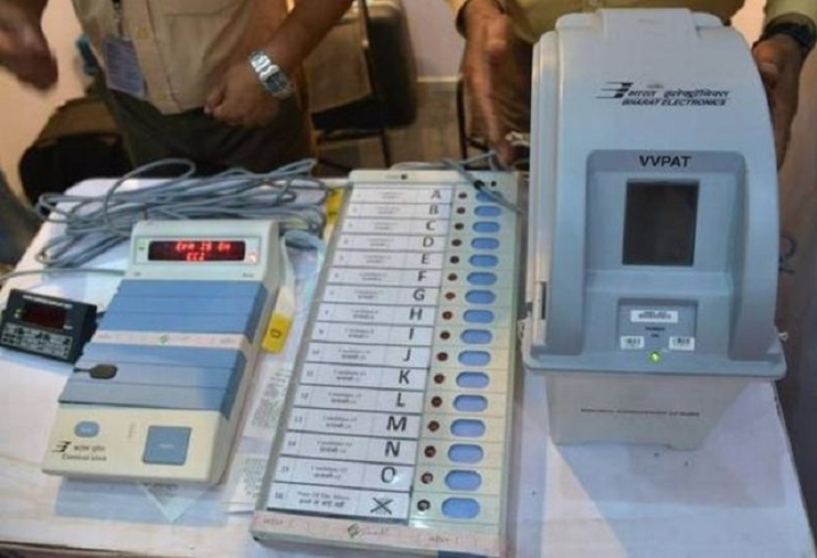 RTI reply finds discrepancies in EVM handling