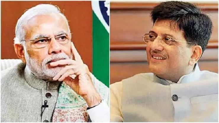 Modi curbs Goyal's plan to turn CST into museum