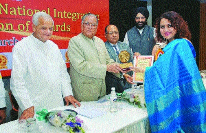 Nagpur-born entrepreneur Vaijayanti wins national honour