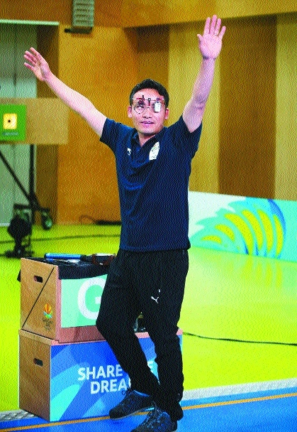 I had unflinching belief in my ability to fight back: Jitu