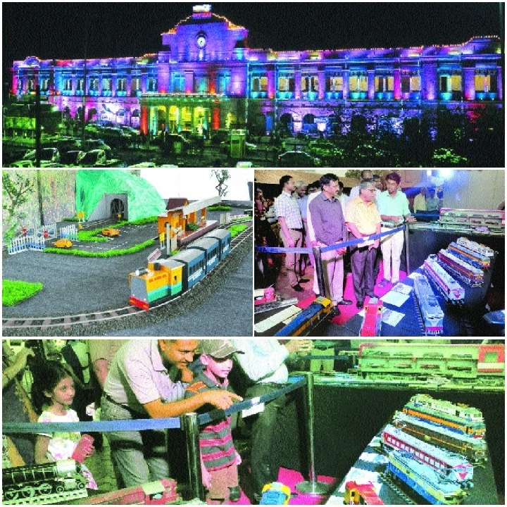 Rail exhibition: A rare treat to watch