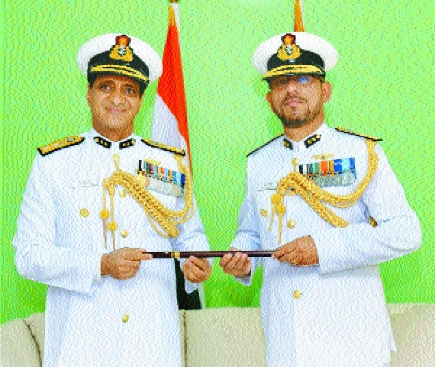 Nagpur's Pride: IG V D Chafekar at helm of Coast Guard Region West