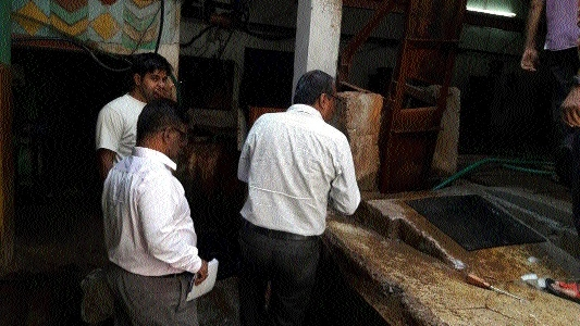 RMC slaps fine on ice factory, juice stalls for flouting norms