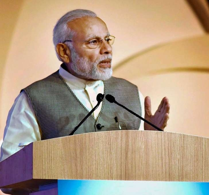 Govt working to realise visions of Dr Ambedkar, Phule, Gandhi: Modi