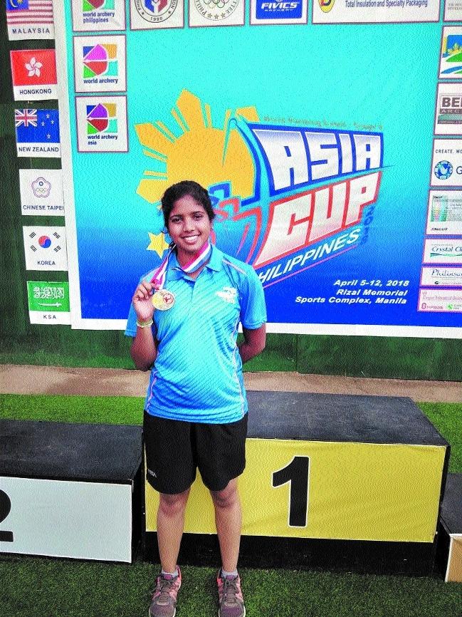 Archer Muskan Kirar bags silver in Asia Cup