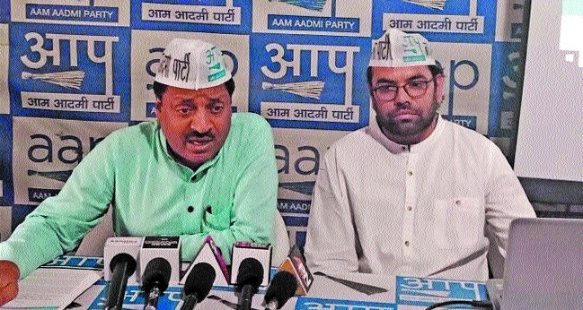 AAP to contest all Assembly seats in State