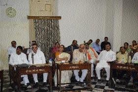 MLAs' expertise ensures peace in JMC meet