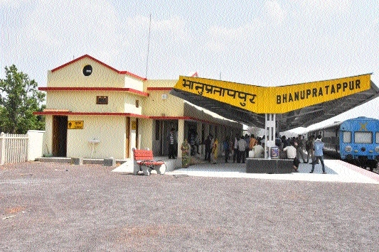 Devpt on Track: PM to inaugurate Bhanupratappur rly station on 14th