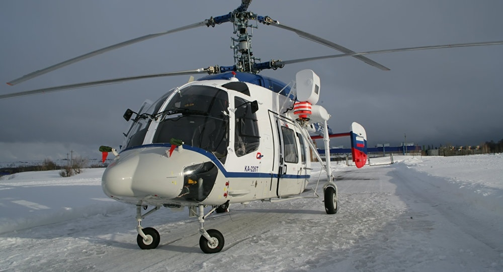 Russia to deliver 1st set of Ka 226T choppers till 2020