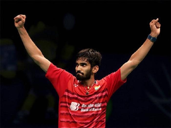 Srikanth is World No 1