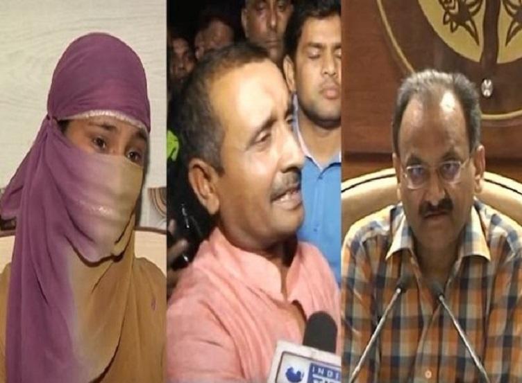 FIR filed against BJP MLA in Unnao gangrape case