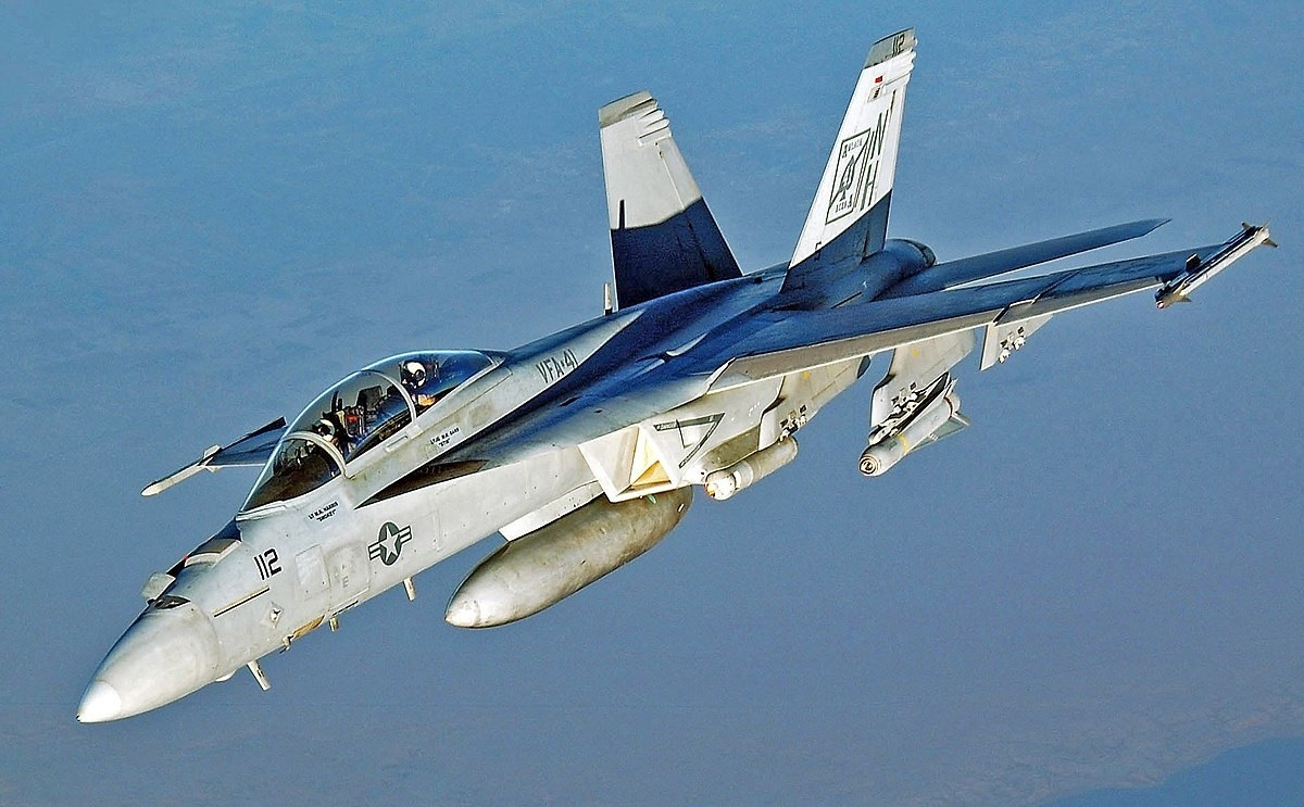 Boeing, HAL, Mahindra to make F/A-18 Super Hornet in India