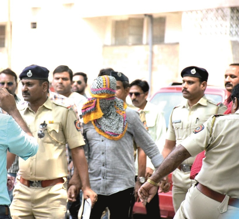 Santosh Ambekar surrenders