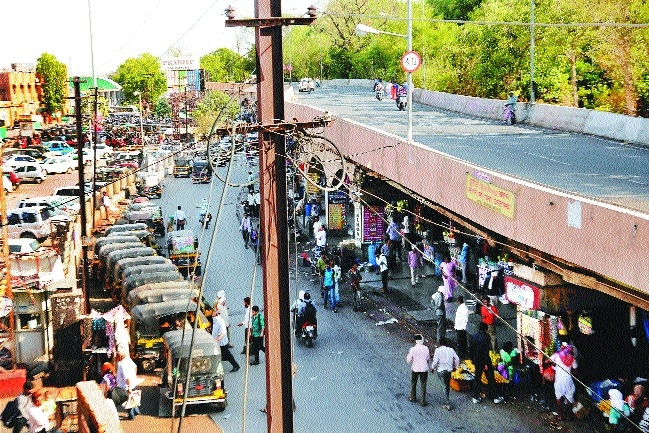 Rly Station flyover to be demolished