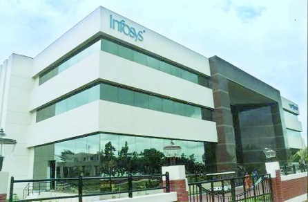 Infosys Q4 net profit grows 2.4 per cent to Rs 3,690 cr