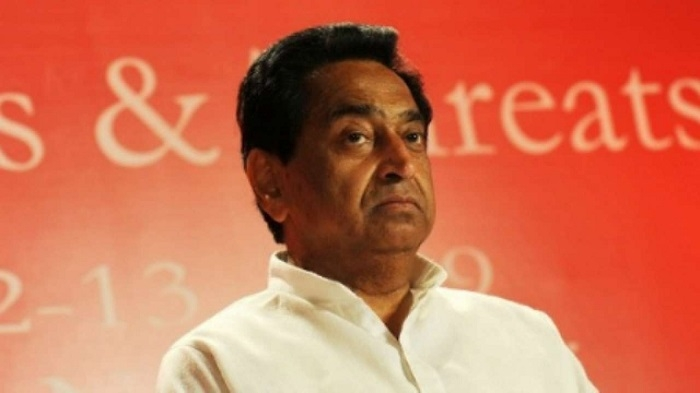 Kamal Nath's chopper lands wrongly in Kareli field!