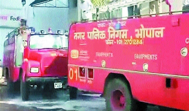 New fire stations to soon come up in city