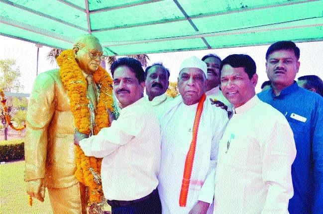 BHEL celebrates birth anniversary of Dr Bhimrao Ambedkar