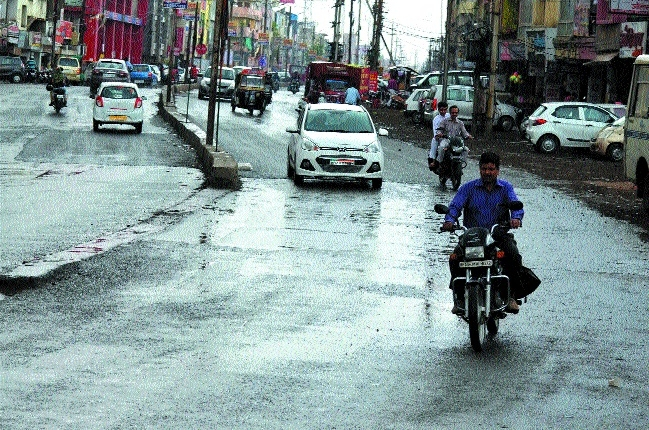 Rains, thunder showers hit parts of State capital