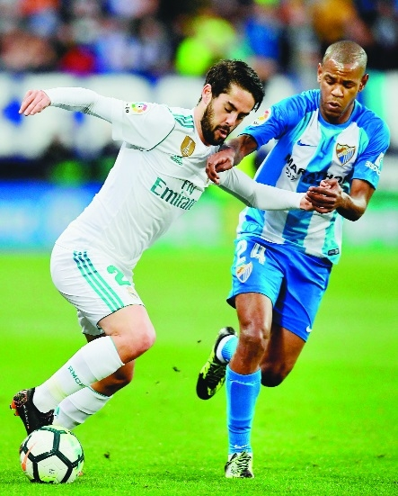 Isco gives Real win