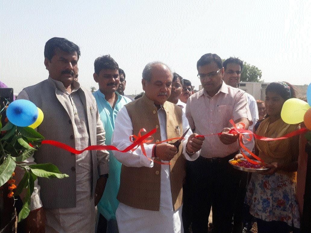 Mugalpura is third SAG in Gwalior distt