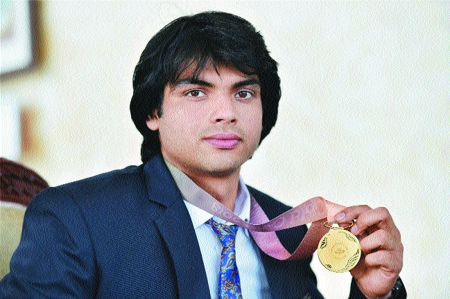 Neeraj aims at 90m mark for Oly medal