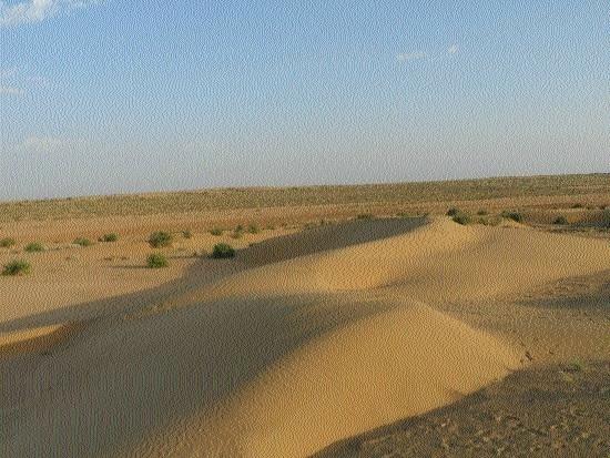 Malwa belt facing impending threat of Rajasthan's desert
