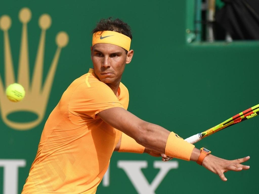 Nadal in Monte Carlo Masters semi-finals