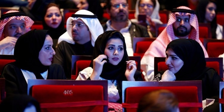 Saudi opens cinema theatre after 38 years