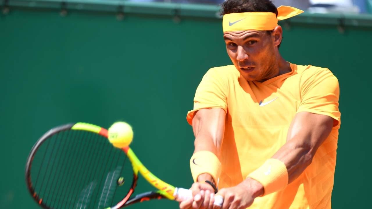Nadal sees off Dimitrov