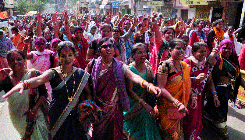 Aanganbadi workers call off 50-day strike after Govt considers demands