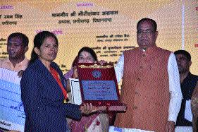 Jashpur receives best district award for outstanding work for Divyangjan