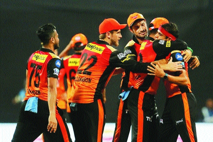 Low tide sweeps MumbaiFail to get past Sunrisers' 118