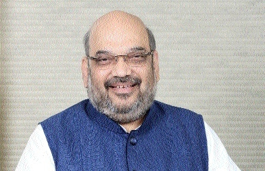 Amit Shah in Bhopal on May 4