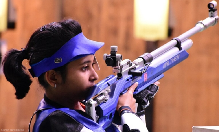 CWG Medal a huge boost for me: SHOOTER MEHULI