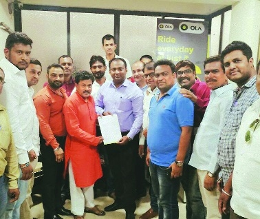 Ola agrees to resolve issues of cab drivers