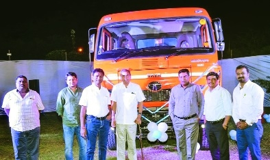 Tata Motors, Jaika Motors launch new LPTK 3718 tipper
