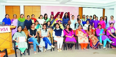 Lady entrepreneurs learn science of selling