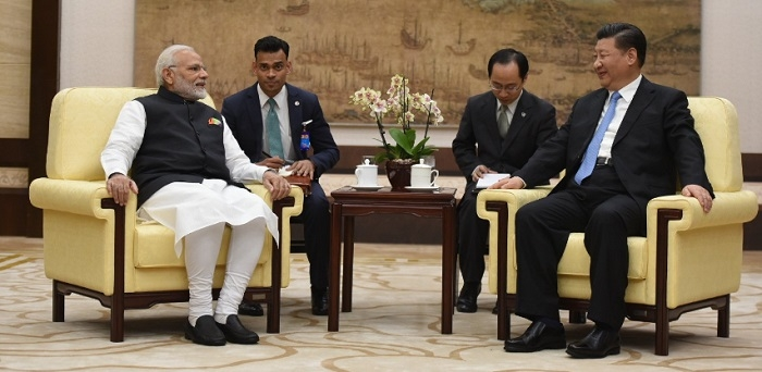 India, China have 'big opportunity' to work together: Modi to Xi