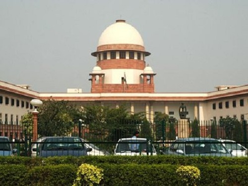 CJI is master of roster: SC