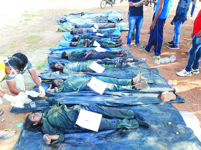 Eight Naxals killed in Bijapur encounter