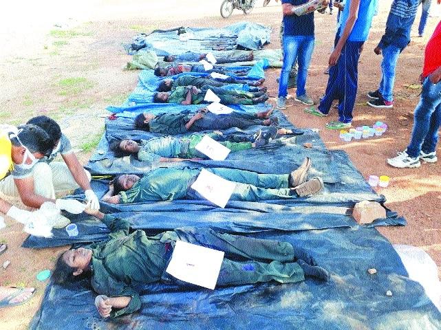 Eight Naxals killed in Bijapur encounter