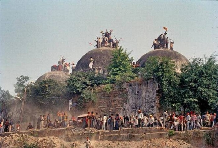 Ayodhya case purely a property dispute, says Hindu bodies to SC