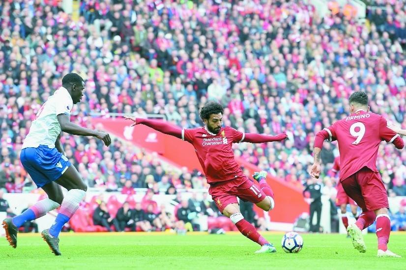 Liverpool suffer stoke