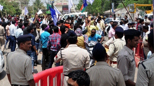 Bandh was peaceful, no inconvenience to people: Raipur Police