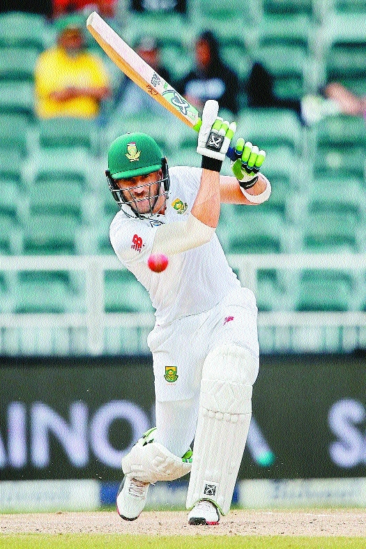 Morkel stars as SA close in on win