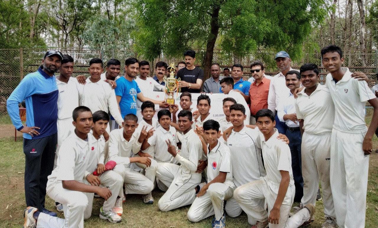Bilaspur become Under-16 CSCS Inter-distt Champion