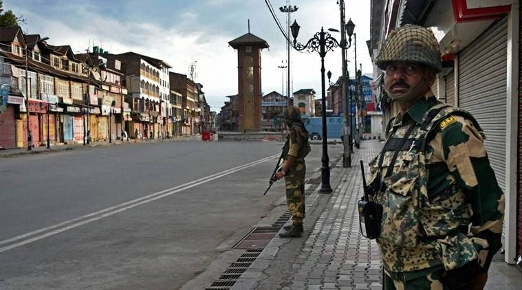 Restrictions continue in Kashmir on Day-3