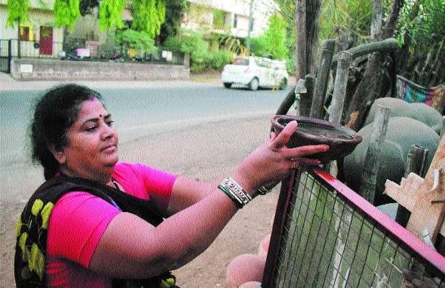 Water pots for birds, animals can cause vector-borne diseases